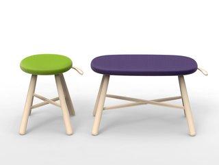 Salone 2012 Preview: Discipline - Photo 4 of 8 - Ichiro Iwasaki's Tag stool for Discipline.