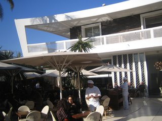 Villa Zevaco - Photo 4 of 5 - I noticed a bunch of expats and French in the crowd while I was sitting on the terrace. And all the architecture buffs I talked with in Casablanca told me that I must get to Chez Paul. It's address is Angle Boulevard d'Anfa at Boulevard Moulay Rachid.