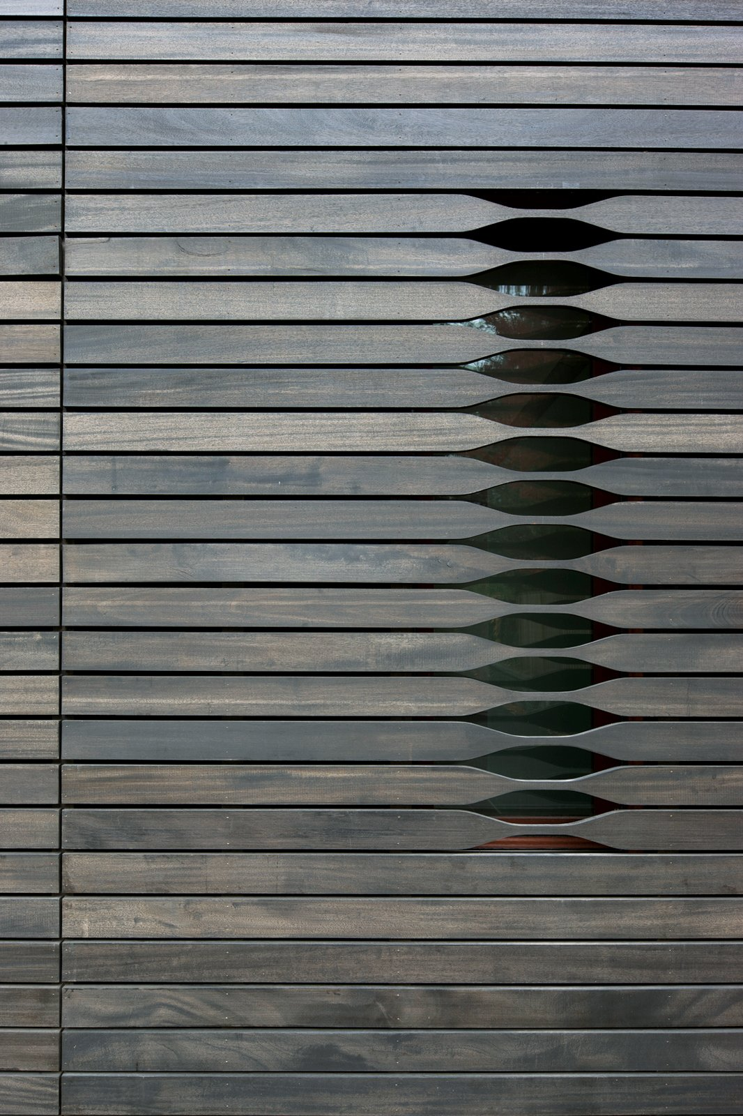 Photo 1 of 2 in Facade Focus: Wood