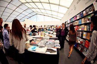 Surveying Frieze New York - Photo 7 of 10 - The best thing about art fairs? Art books.