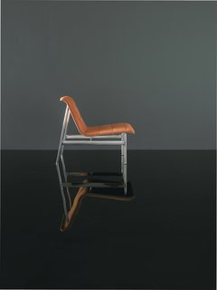 Mid-Century Remastered - Photo 1 of 3 - CP Lounge Chair by Charles Pollock for Bernhardt Design.