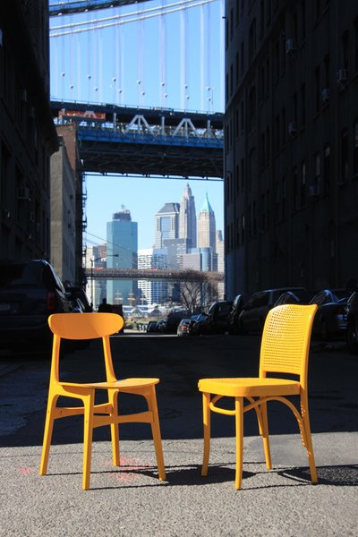 Street Seats image courtesy of BSC Architecture