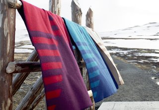 Snøhetta Gets Small-Scale with Røros-Tweed - Photo 1 of 2 -