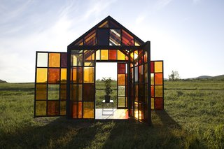 Friday Finds 06.08.12 - Photo 4 of 4 - William Lamson's Solarium.