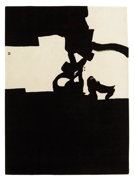 Collage 1966, 2012, based on artwork by Eduardo Chillida.
