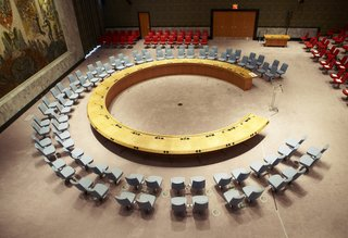 A Look Inside the United Nations' Restored Security Council Chamber - Photo 7 of 7 -