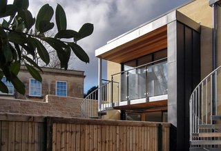 Zero-Carbon Prefab Revitalizes an Old English Mine - Photo 2 of 6 -