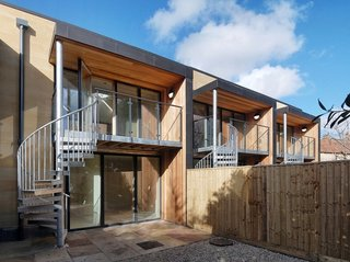 Zero-Carbon Prefab Revitalizes an Old English Mine - Photo 3 of 6 -