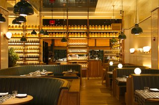 Roman and Williams Bring the Badlands to New York City Restaurant Scene - Photo 1 of 8 -