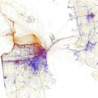 A Cartography Exhibition Uncovers Fascinating Maps About the Bay Area - Photo 1 of 7 -