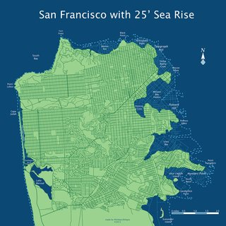 A Cartography Exhibition Uncovers Fascinating Maps About the Bay Area - Photo 5 of 7 -