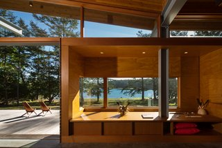 An Off-the-Grid Island Home for a Seattle Music Producer - Photo 7 of 16 -