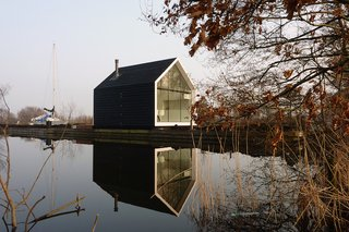 House of the Week: Prefab Cabin with Glass Walls - Photo 1 of 3 -