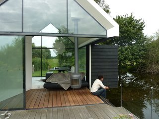 House of the Week: Prefab Cabin with Glass Walls - Photo 2 of 3 -