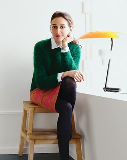 Ask the Expert: Gift-Buying Tips from Ambra Medda - Photo 1 of 5 - Medda, who co-founded L'ArcoBaleno and serves as its creative director, also co-founded the Design Miami fair.