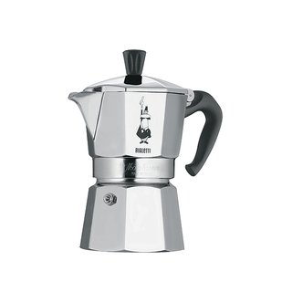 Ask the Expert: Gift-Buying Tips from Ambra Medda - Photo 3 of 5 - What is your go-to kitchen appliance?<br><br>My Italian moka pot to make coffee and my milk frother for when I make cappuccino.<br><br>Moka Express from Bialetti, from $25
