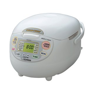 Ask the Expert: Gift-Buying Tips from Ambra Medda - Photo 4 of 5 - What is your go-to kitchen appliance?<br><br>I also love my Japanese rice cooker.<br><br>Neuro Fuzzy rice cooker and warmer from Zojirushi, from $256.
