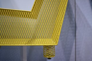 Half13 Modern Outdoor Furniture - Photo 2 of 4 - Here's a detail of the chair.