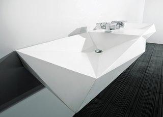 Mojgan Hariri and Gisue Hariri - Photo 2 of 4 - The Crystalline Bath Collection for AFNY.
