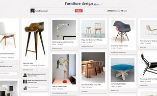 Top Design Boards on Pinterest - Photo 4 of 6 - Loïc Dupasquier's Furniture Design pinboard has 609 pins devoted to modern design.