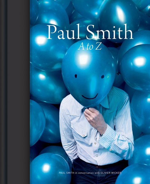 Paul Smith A to Z came out in June, 2012 from Abrams Books.