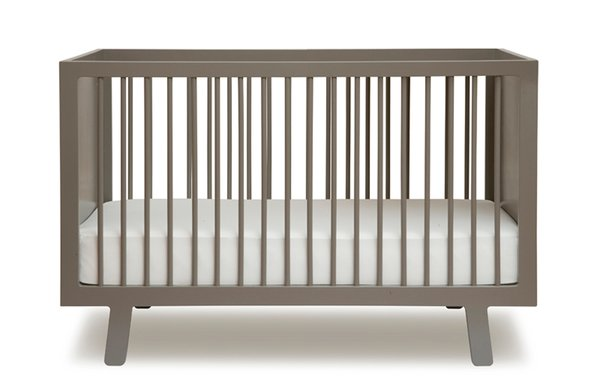 """""""Oeuf has remained a leader in the industry, producing solid, quality furniture. Plus they are a great company. (I don't mean to give too much """"Oeuf love"""" but this company in their design process, production, and in their foundation epitomizes """"modern nursery."""")""""—Summer Robertson"""