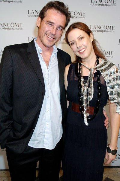 Steve Ormandy and Louise Olsen.