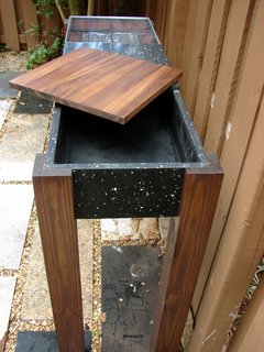 Reader DIY: A Modern Granite Grill - Photo 9 of 11 -