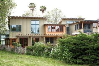 Green Zero-Energy Family Home in Santa Cruz - Photo 1 of 8 -