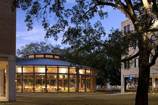 Dean's List Dorms Across America - Photo 2 of 5 - McMurtry, Duncan, Baker, and Will Rices Colleges at Rice University were designed by Hanbury Evan Vlattas Rice Company.