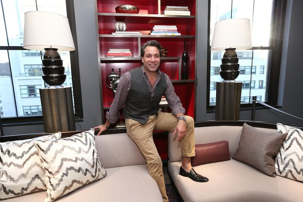 American-made interiors and designs showcase the look of the present assembled by designer Thom Filicia.
