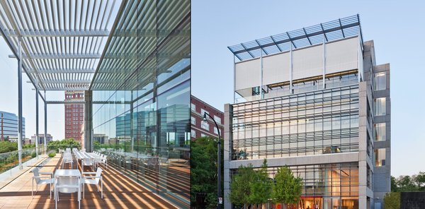 "Perkins + Will's headquarters in Atlanta serves as a case study in the Beyond LEED: Living Buildings and the 2030 Challenge"" at SXSW Eco."