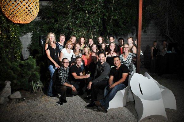 The GoodLife Team crew.