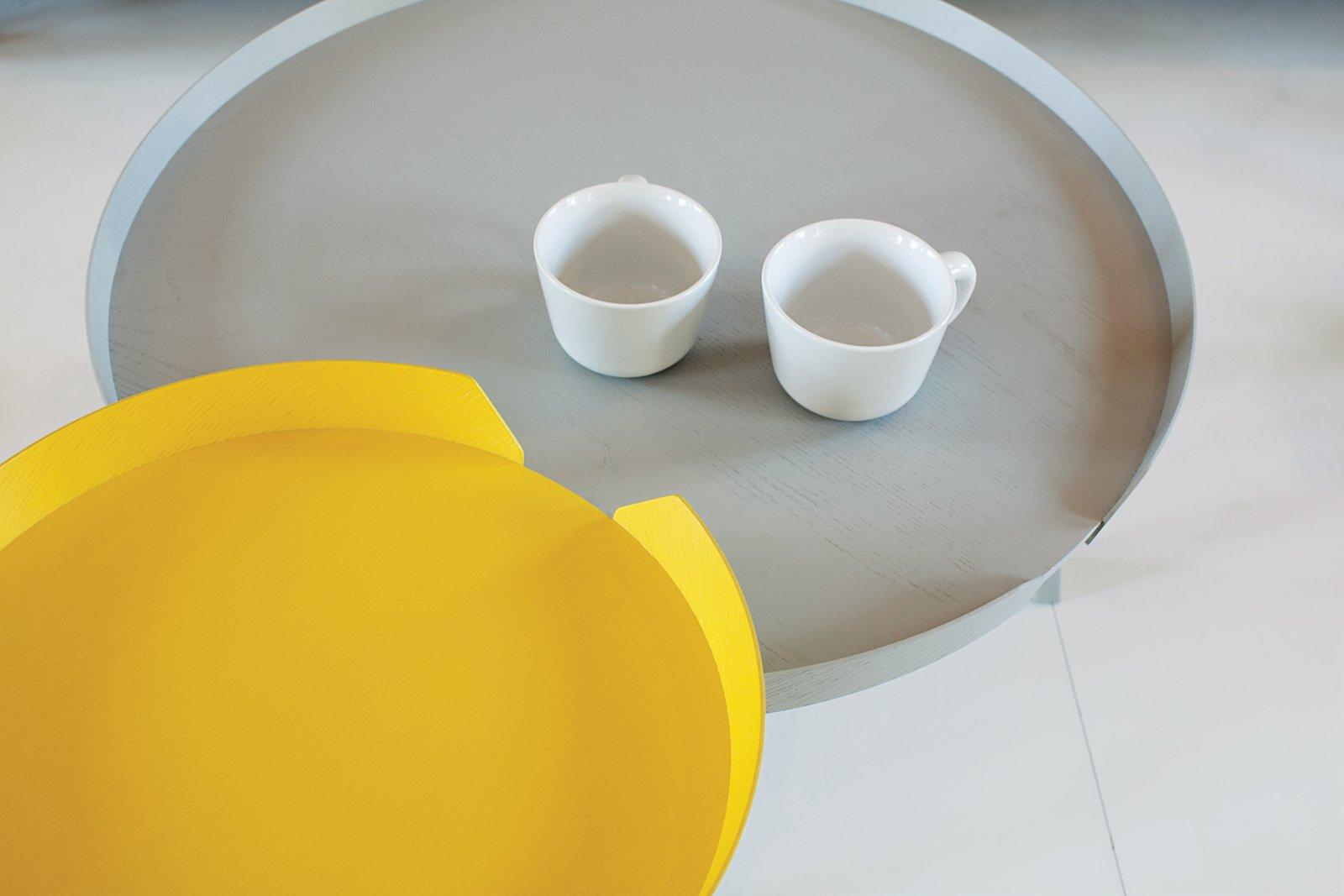 Bentzen's ash and plywood Around Table was released by Muuto in 2011. Scandinavian Design Focus: Muuto - Photo 4 of 9