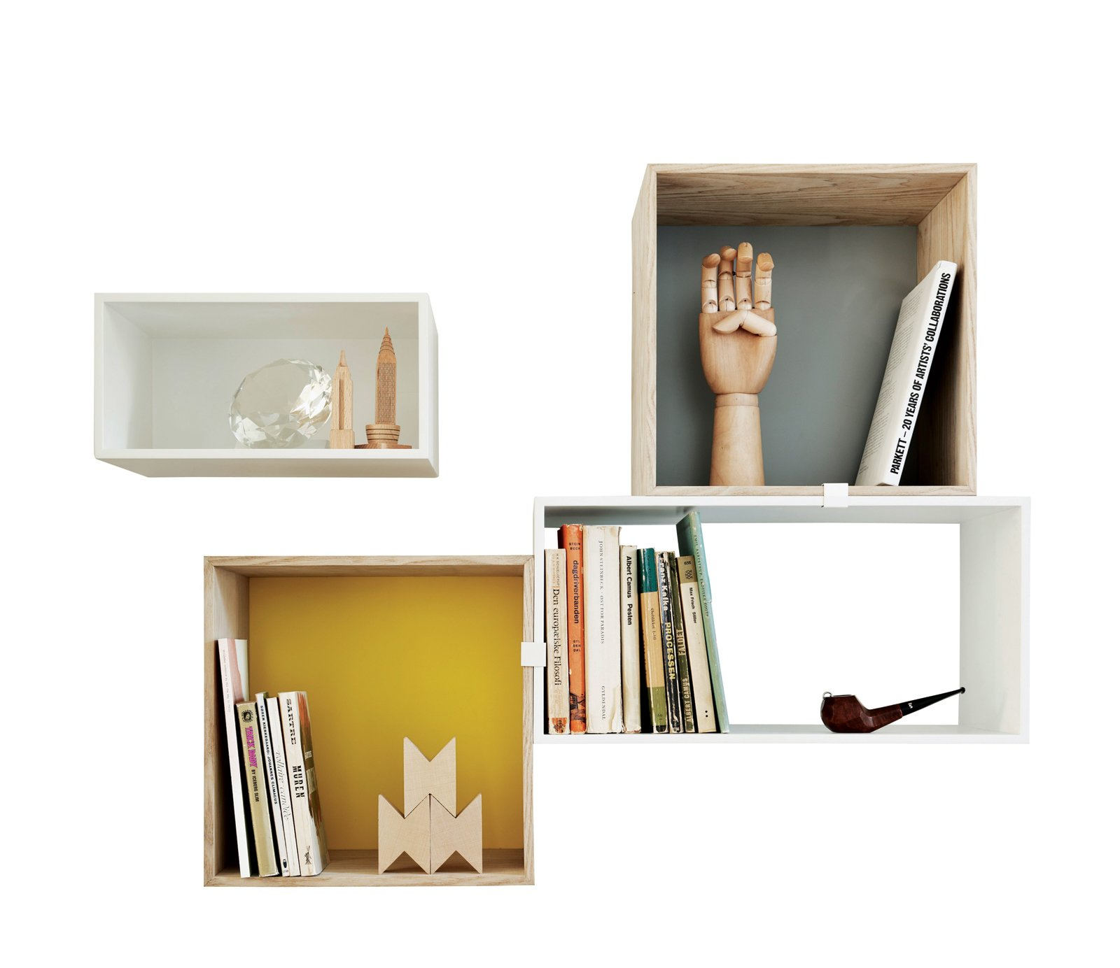 Mini Stacked by JDS Architects, from $99  Photo 5 of 9 in Scandinavian Design Focus: Muuto