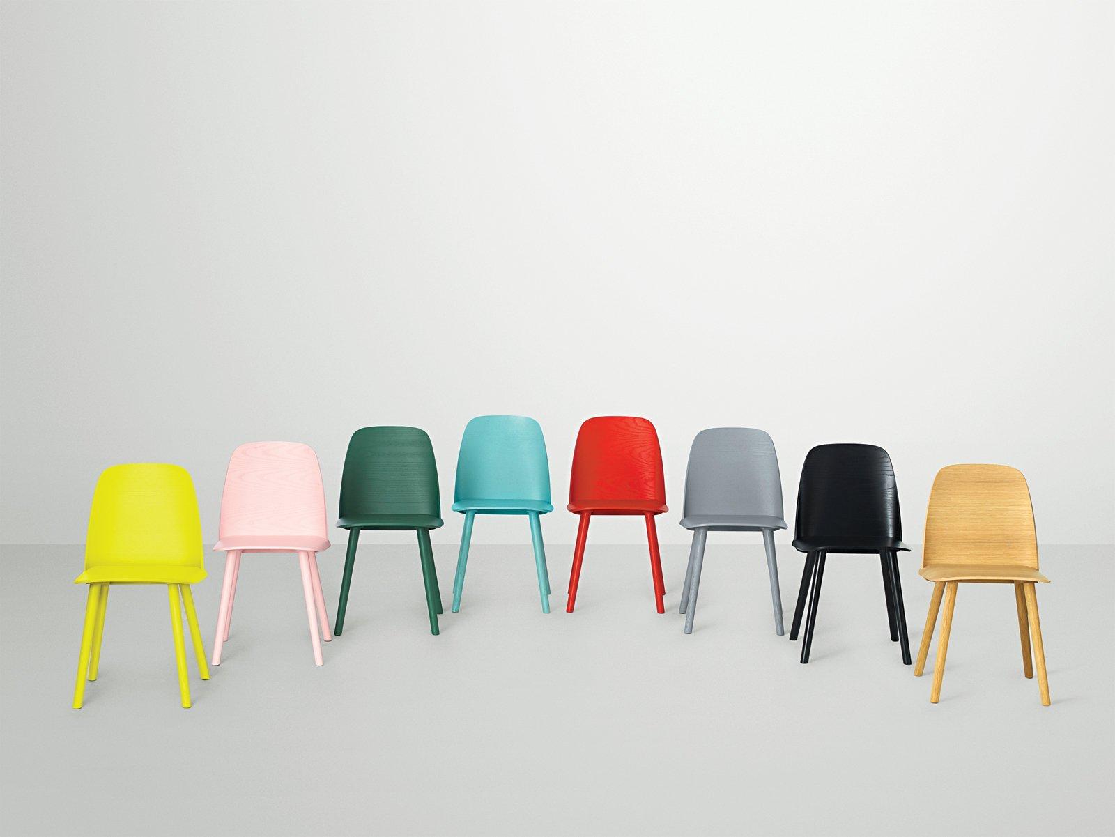 Nerd Chair by David Geckler, $499  Photo 6 of 9 in Scandinavian Design Focus: Muuto