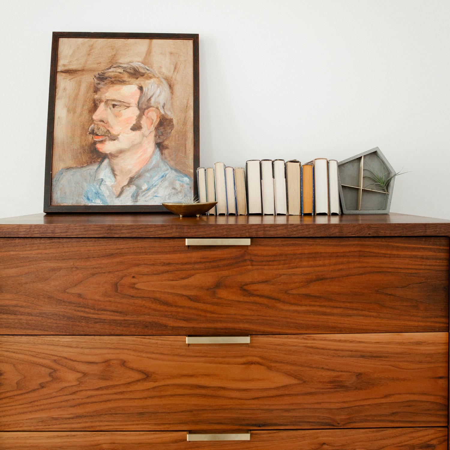Before breaking off on her own, Tacheny apprenticed with Chicago woodworker John Miller, designed for Blu Dot, and worked on Target's furniture design team. Tagged: Storage Room and Cabinet Storage Type.  Best Photos from Modern Woodwork by Way of the California Coast