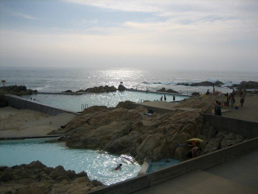 Epic swimming pools by Siza.