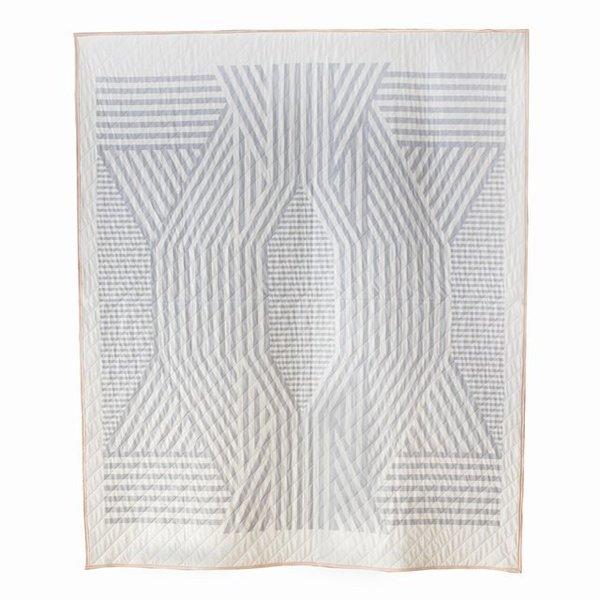 The Ada quilt by Meg Callahan.