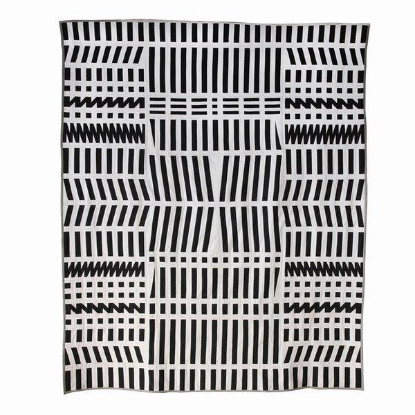 The Harrah quilt by Meg Callahan.