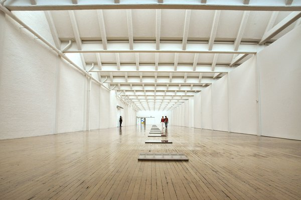One unusual fact about Dia:Beacon is that the galleries are lit almost entirely by natural light. As a result, the museum's hours may vary seasonally. If you're planning an upcoming visit, be sure to check Dia's website for updates.