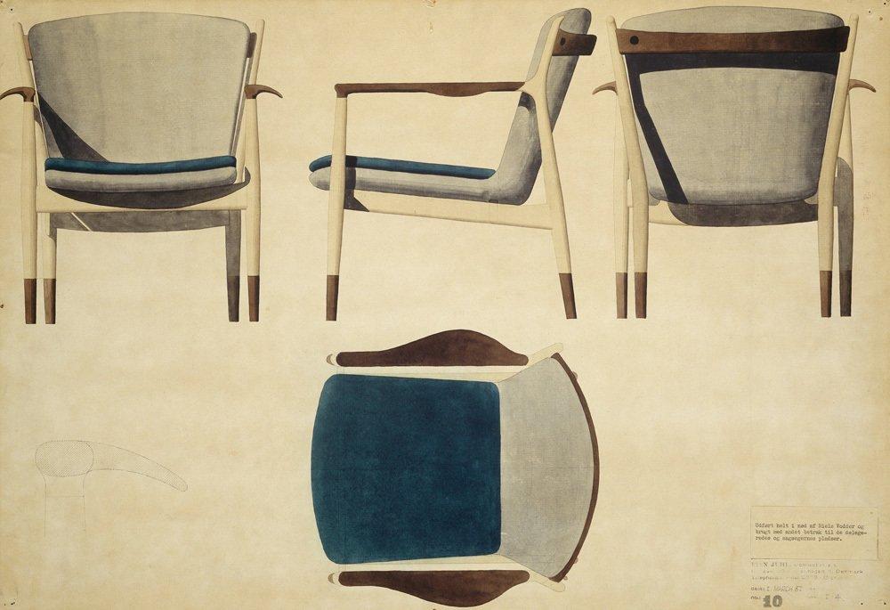 01_april 001  Finn Juhl Centennial at Designmuseum Danmark by Kelsey Keith
