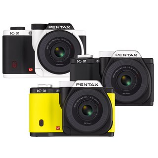 A look back at some of my favorite cameras - Photo 3 of 10 - This mirrorless digital camera from Pentax, designed by Marc Newson, is a smaller form and fit with all the capabilities of a DSLR. Capable of capturing 30 frames per second, snapping photos at the speed of life has never been easier. ($900)