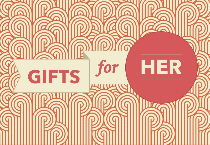 Dwell Gift Guide For Her