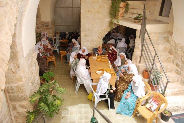 Salfeet Senior Citizens' Center. Photo courtesy Riwaq Archive.