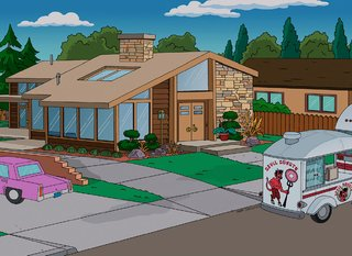 Dwell On Simpsons Episode - Photo 1 of 2 -