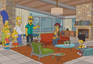 Dwell On Simpsons Episode - Photo 2 of 2 -
