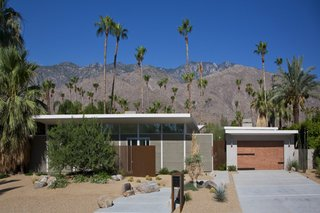 To Live and Build in Palm Springs - Photo 1 of 3 - Lockyer's Sagebrush residence from 2009 carries on in the mid-century tradition without slavishly copying it.