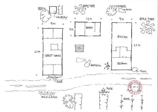 A look at Truedatorp's floor plan.