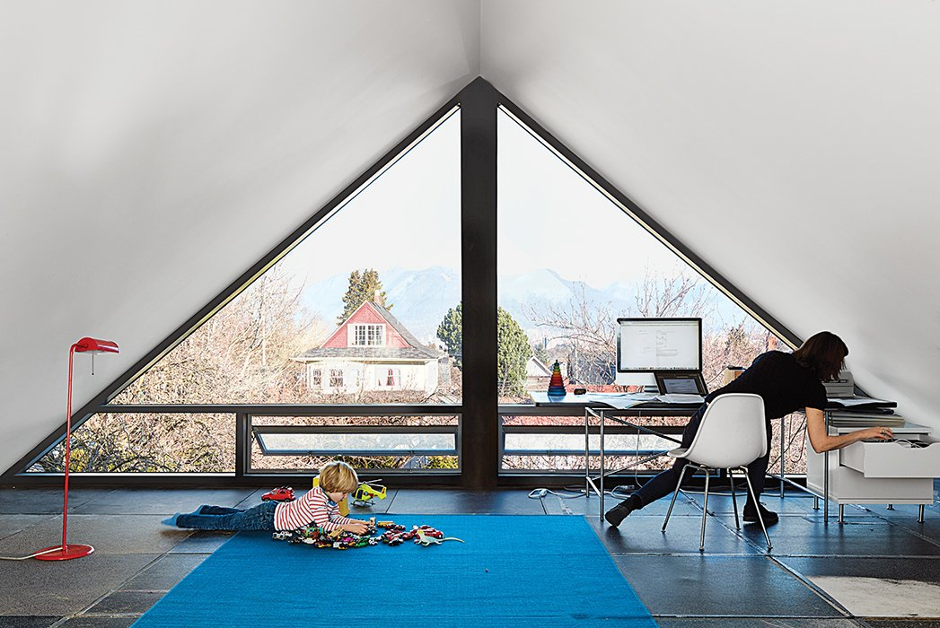 7 Incredible Home Offices of Designers and Architects